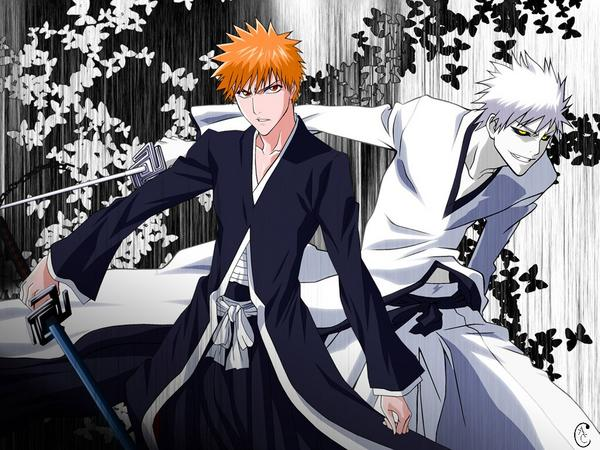 bleach wallpaper ichigo